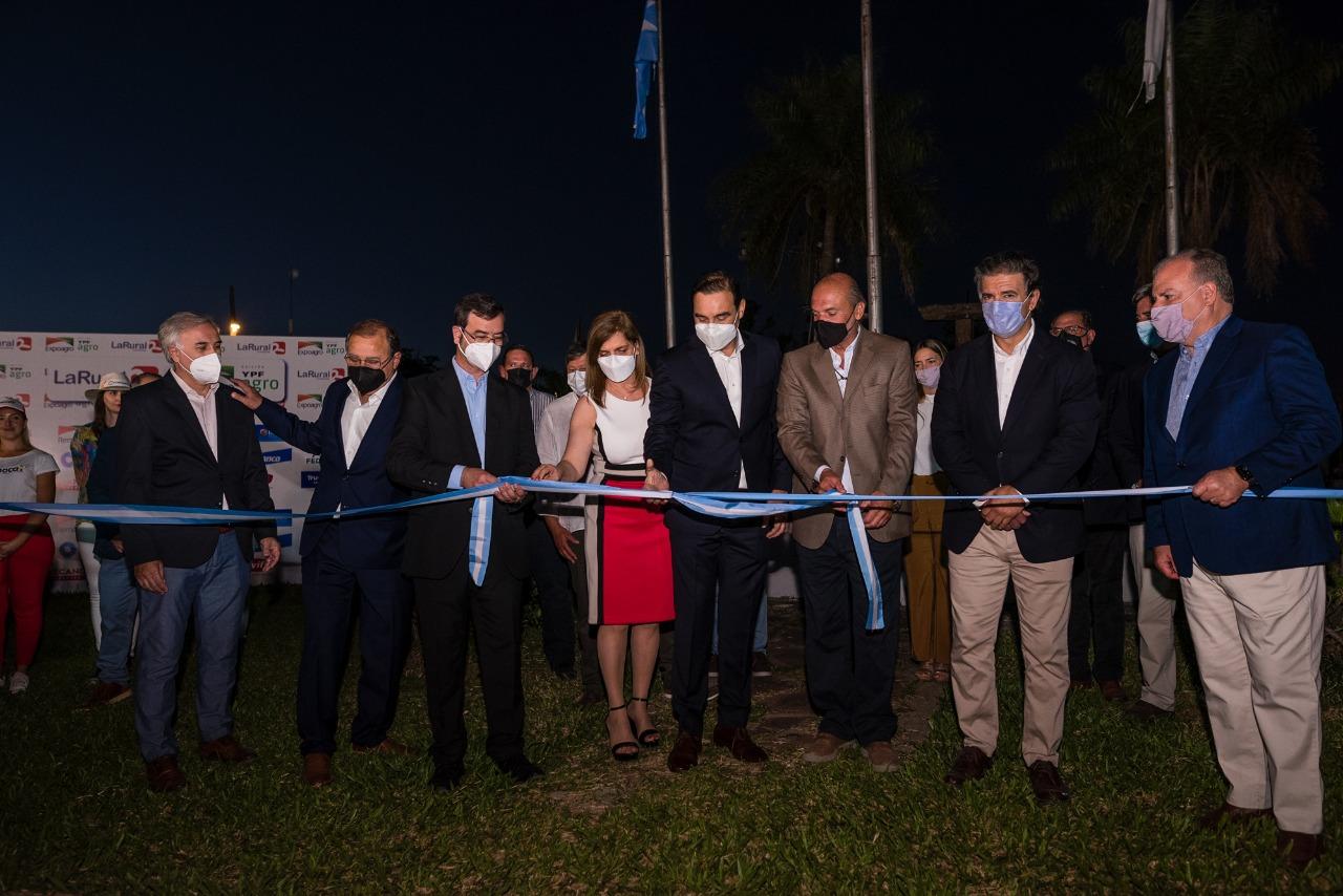 Se inauguró oficialmente la Exposición Nacional de Razas