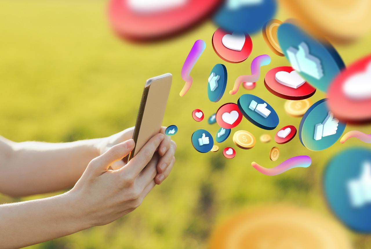 Los jóvenes revelan cómo usan las redes para transmitir su pasión por el campo