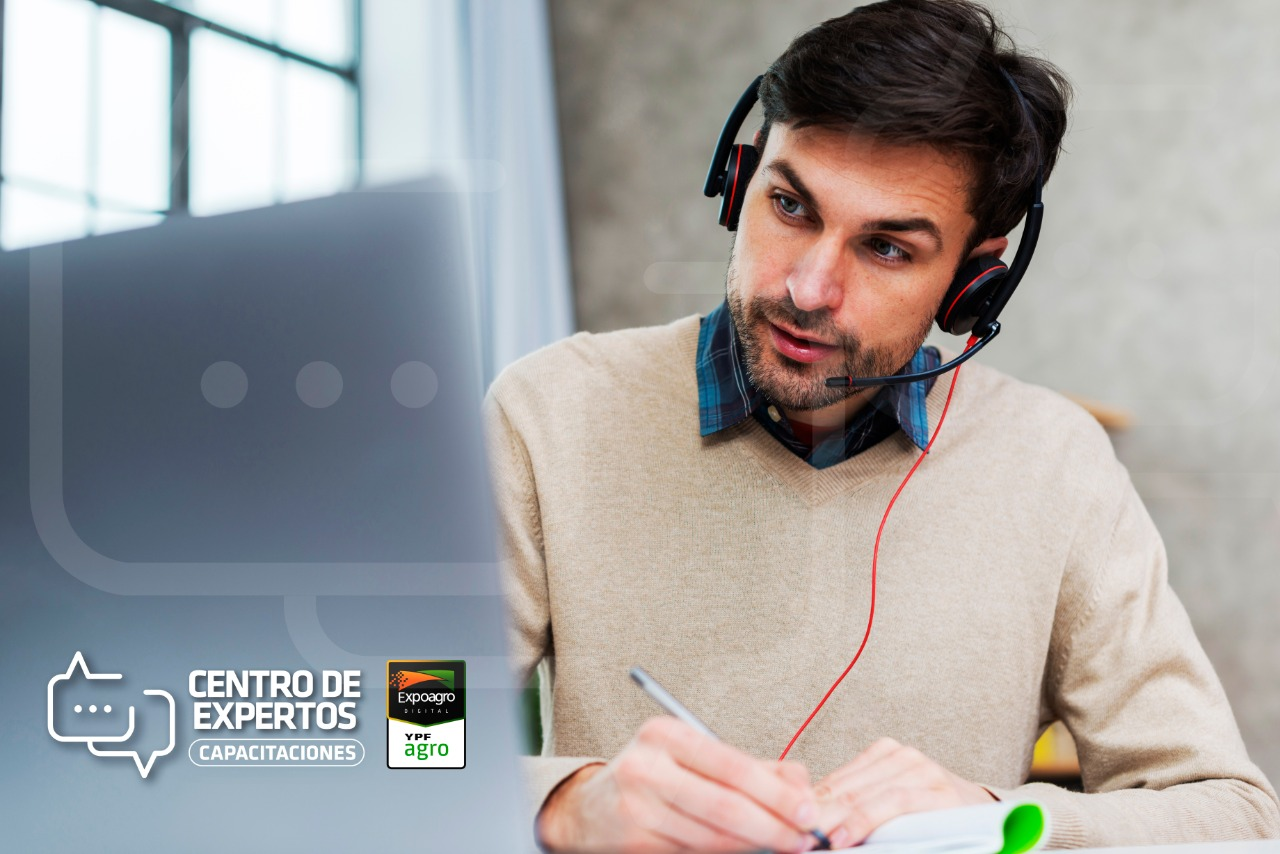 Expoagro lanza un ciclo de capacitaciones con el Centro de Expertos