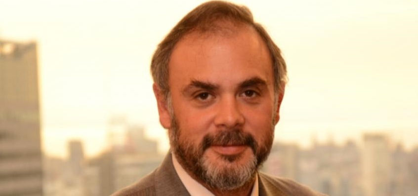 Marcelo Mc Grech. el gerente de Banca Agropecuaria de Banco Galicia