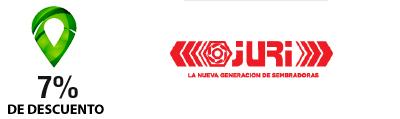 Juri-La Nueva generacion de sembradoras